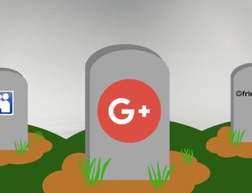 Goodbye Google+